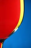 Glace colorée Photo stock