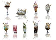 glace crème photos stock