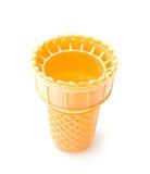 glace crème de cône Photos stock