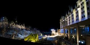 Glace d'accident de Red Bull à Ottawa 2017 Images libres de droits