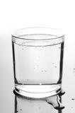 Glace d'eau photo stock
