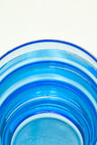 Glace d'eau bleue Image stock