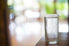 Glace d'eau doux images stock