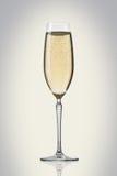 Glace de champagne Photos libres de droits