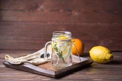 Glace de citronnade Photo stock