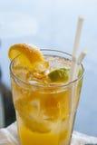 Glace de citronnade Photos stock