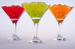 Glace de cocktail Photos libres de droits