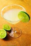 Glace de cocktail photo stock