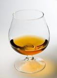 Glace de cognac Image stock