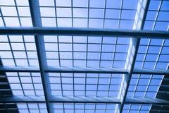 glace de dôme d'architecture moderne Image libre de droits