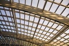 glace de dôme d'architecture moderne Photo stock