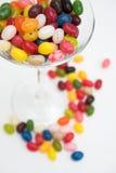 Glace de dragées à la gelée de sucre photo stock