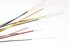 Glace de fibre Photographie stock