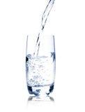 Glace de l'eau Photo libre de droits