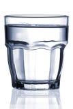 Glace de l'eau Images libres de droits