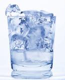 Glace de l'eau. Photo libre de droits