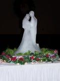 Glace de mariage Photographie stock libre de droits