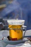Glace de thé Images stock