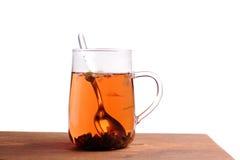 Glace de thé Photo stock