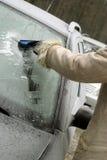 glace de véhicule Photos stock