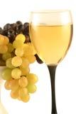 Glace de vin. Photographie stock