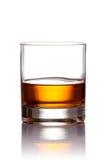 Glace de whisky écossais image libre de droits