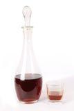 Glace et alcool Image libre de droits