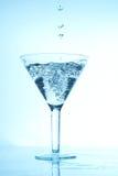 Glace et eau Images stock