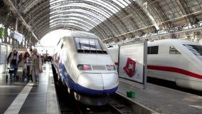 GLACE et TGV clips vidéos