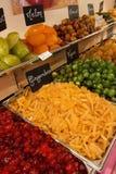 Glace Fruits - France Stock Image
