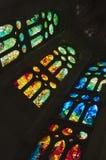 Glace souillée Photographie stock libre de droits