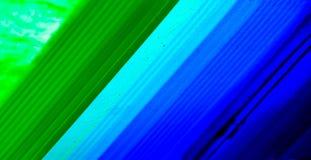 Glace teintée et colorée Image stock