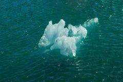 Glacer im Jokulsarlon Glacier See, Island Lizenzfreie Stockfotografie