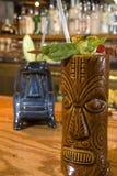 Glaces 2 de Tiki image stock