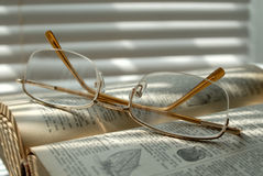 glaces d'oeil Photographie stock libre de droits