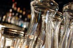 Glaces de bar photos stock