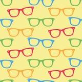 Glaces et lunettes de soleil Photographie stock