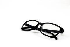 Glaces noires Images libres de droits
