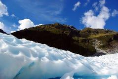Glaciär III Royaltyfri Bild