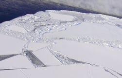 Glaciärer och isberg Arkivbilder