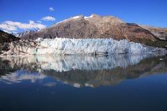Glaciärfjärd - Alaska Royaltyfri Foto
