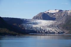 Glaciärfjärd - Alaska Royaltyfria Foton