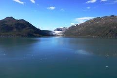 Glaciärfjärd - Alaska Royaltyfri Fotografi