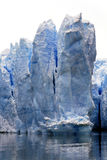 glaciäris Arkivfoto