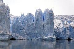 glaciäris Royaltyfri Fotografi