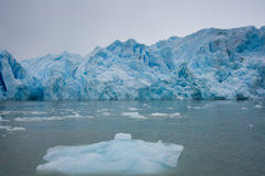 glaciärisberg Arkivbild