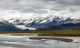 glaciärmatanuska Royaltyfri Bild