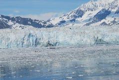 glaciärmendenhall royaltyfria bilder
