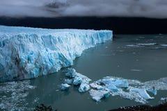 glaciärmoreno perito Royaltyfri Bild