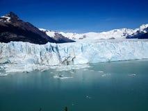 glaciärmoreno perito Royaltyfria Foton